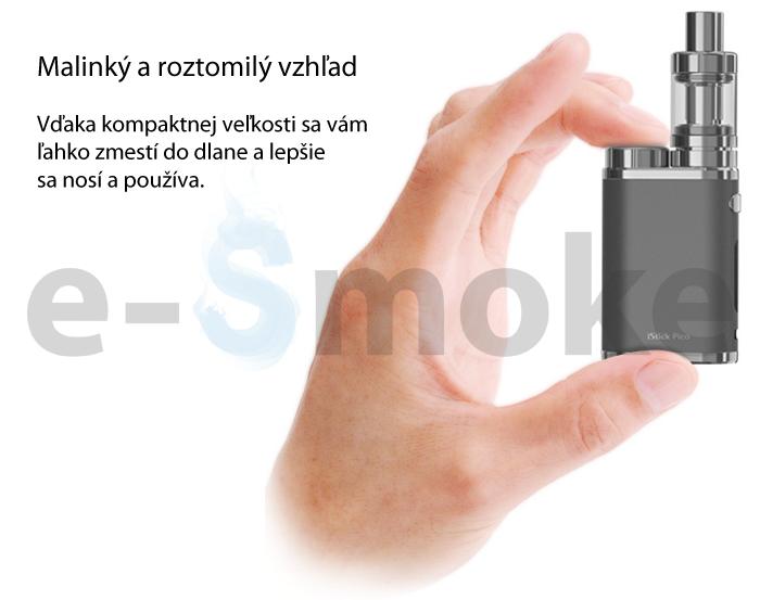 Eleaf-iSmoka iStick Pico 75W Full Grip (www.e-smoke.sk)