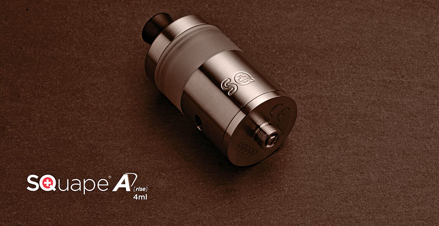SQuape A[rise] RTA 4ml