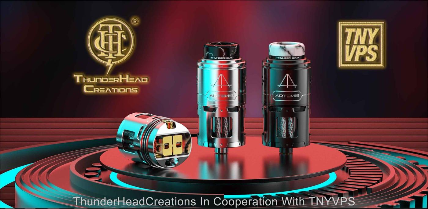 ThunderHead Creations Artemis Artemis RDTA
