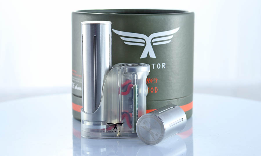Aviator Mods G-Mod 60W www.e-smoke.sk