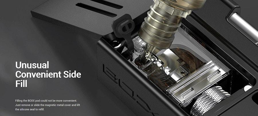 Aspire Prestige Box Kit Deluxe 60W AIO www.e-smoke.sk