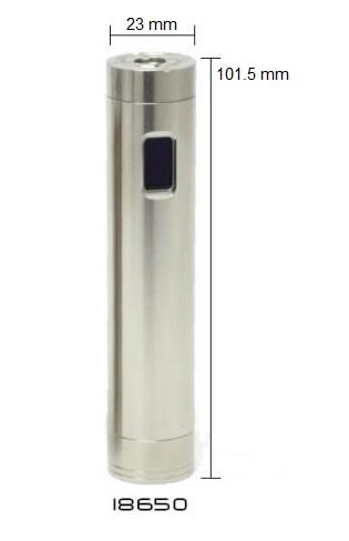 Dicodes Tube Mod Dani Extreme V3 Silver / 23mm