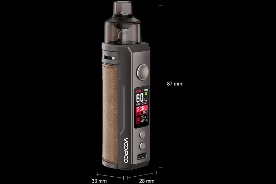 Voopoo Vinci Mod POD www.e-smoke.sk