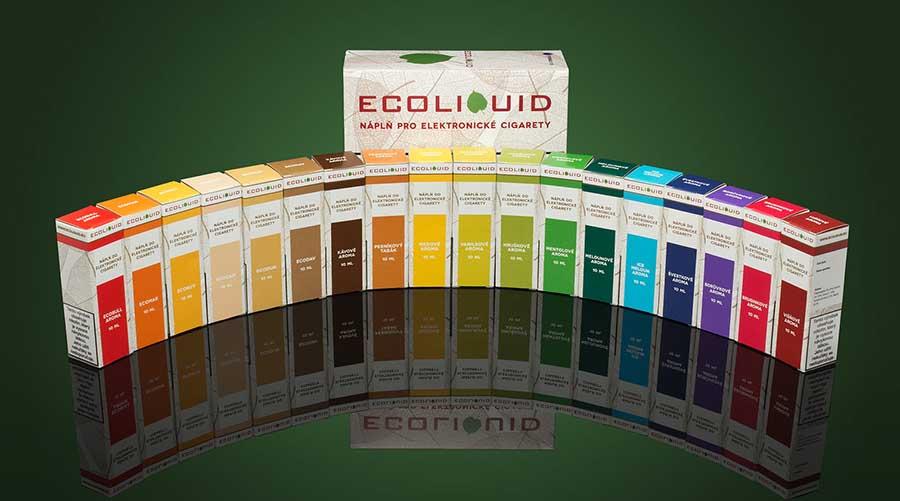 Ecoliquid www.e-smoke.sk