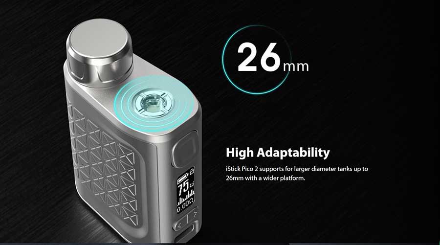 Eleaf iStick Pico 2 75W Grip (www.e-smoke.sk)