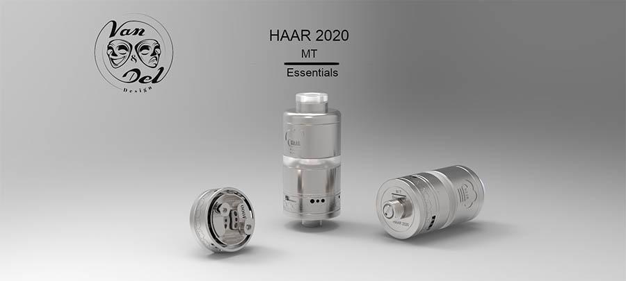MT Essentials HAAR RTA 22mm www.e-smoke.sk