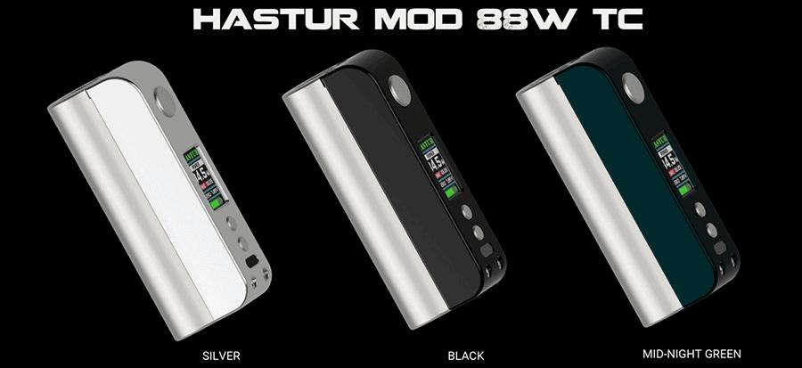 Cthulhu Hastur 88W TC MOD - 18650 (www.e-smoke.sk)