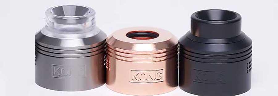 QP Design Kong RDA www.e-smoke.sk