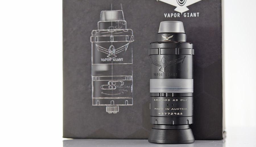 Vapor Giant Kronos 2 S www.e-smoke.sk