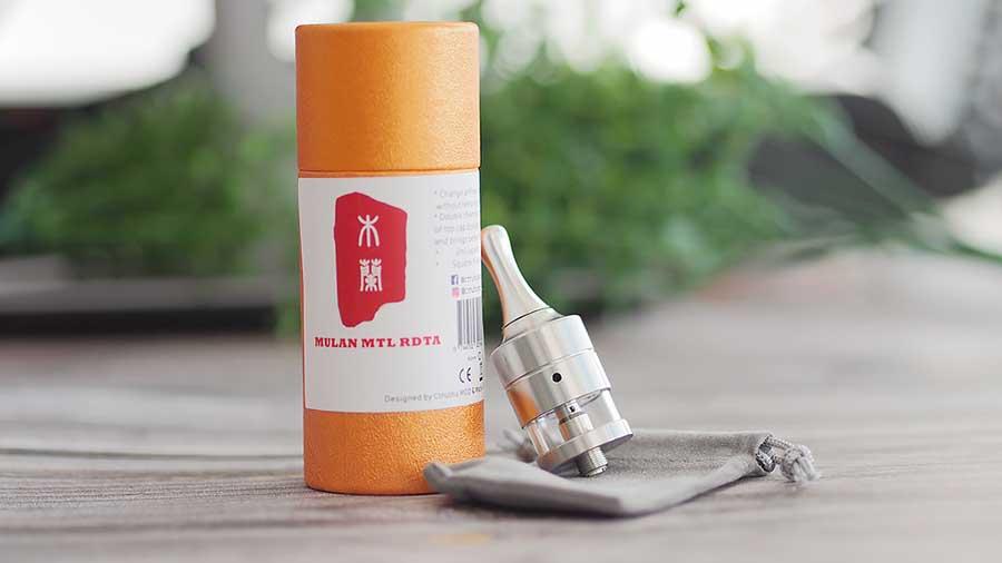 CTHULHU Mulan MTL RDTA 22 mm www.e-smoke.sk