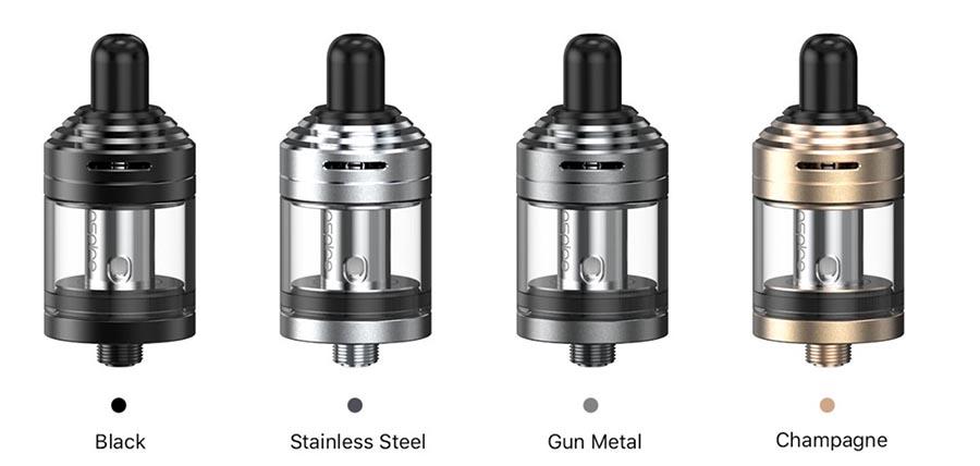 nautilus x aspirecig atomizer v e-smoke