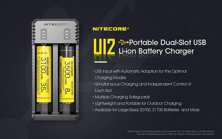 nitecore Ui2 nabijacka (e-smoke.sk)