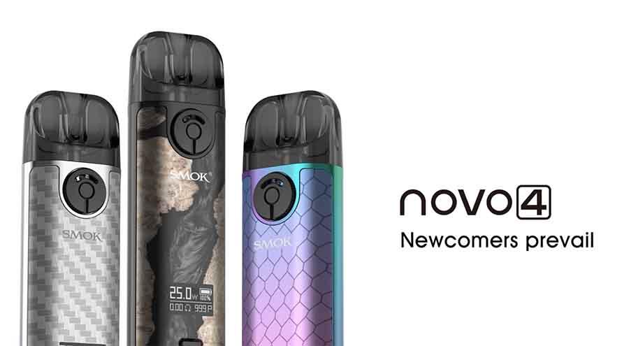 Smok novo4 kit (www.e-smoke.sk)