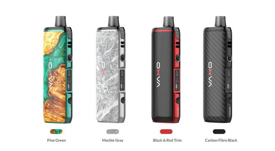 Oxva Origin X kit (www.e-smoke.sk)