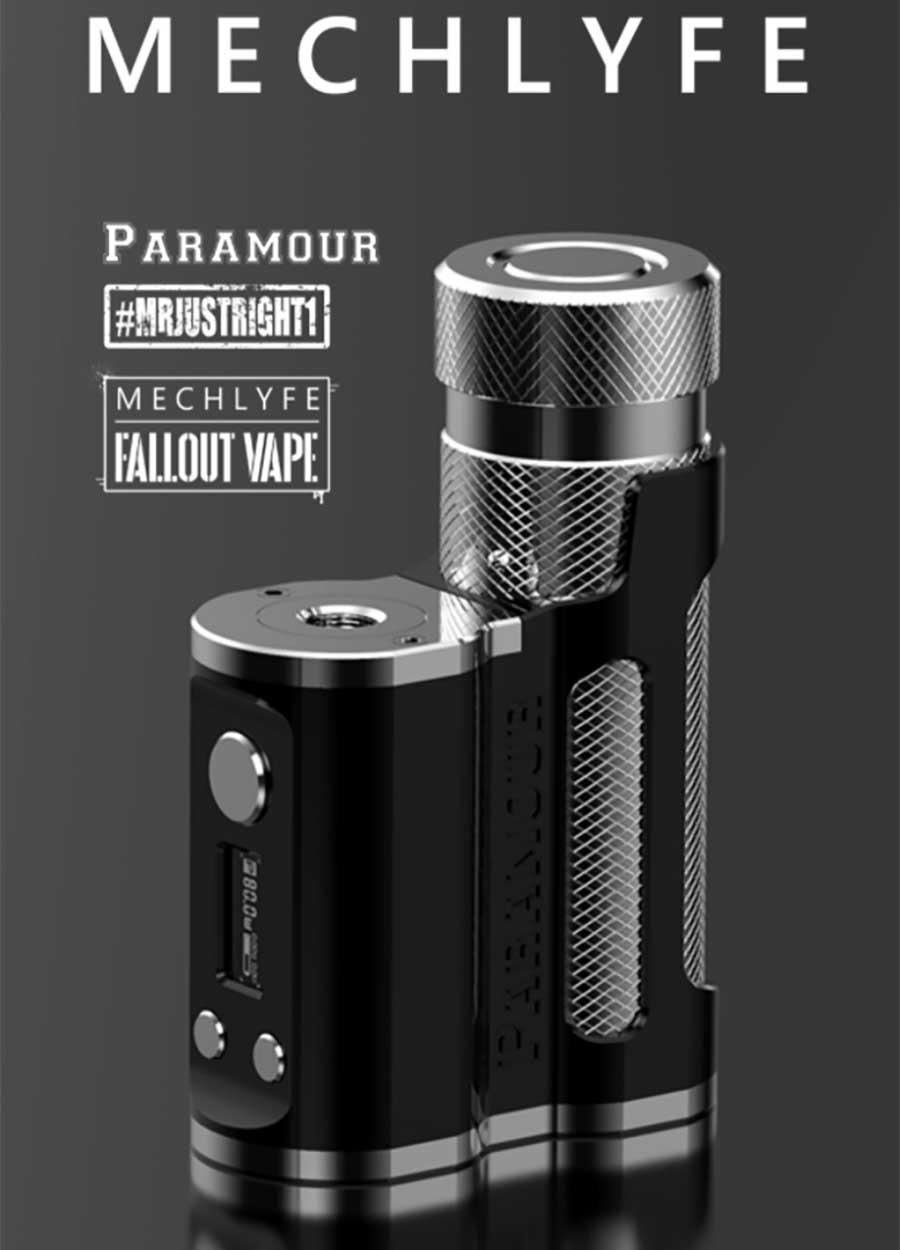 Mechlyfe Paramous SBS Mod www.e-smoke.sk