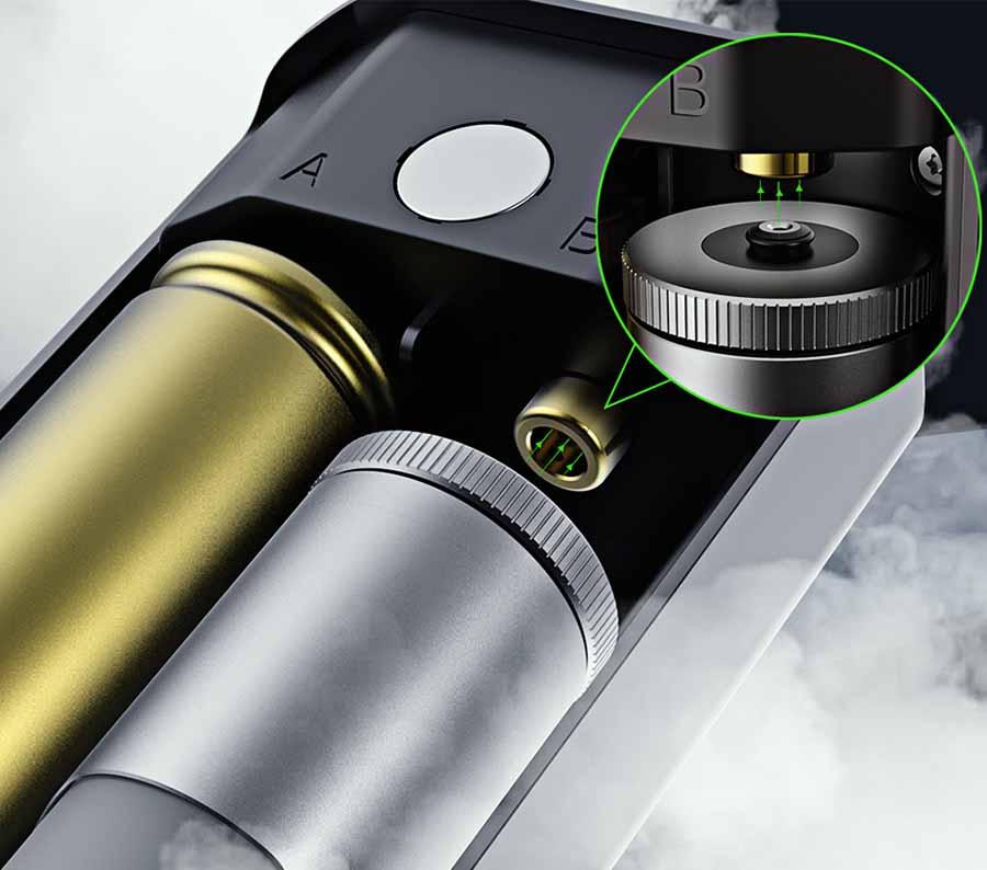 Wotofo Profile Sqounk 200W (www.e-smoke.sk)