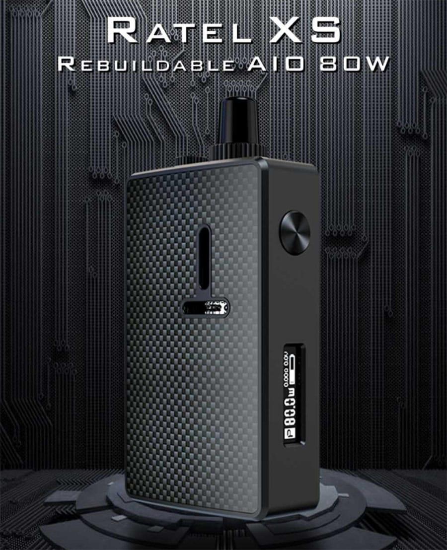 Mechlyfe Ratel XS AIO 80W (www.e-smoke.sk)