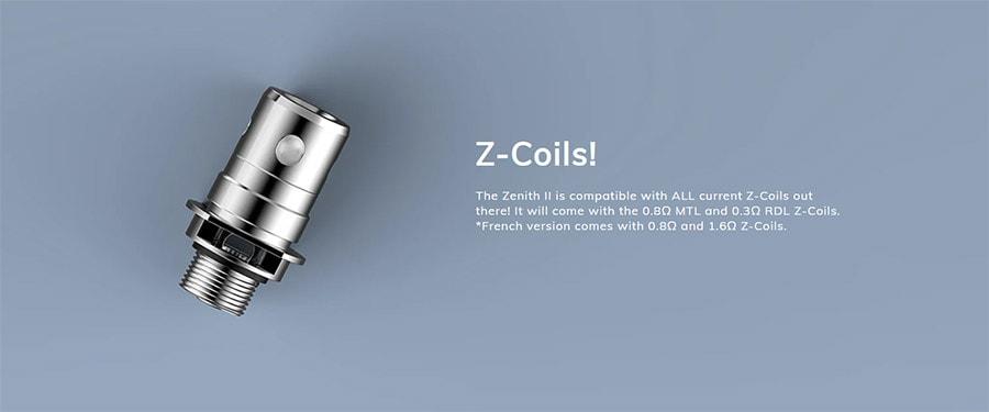 Innokin Zenith 2 MTL RTA www.e-smoke.sk