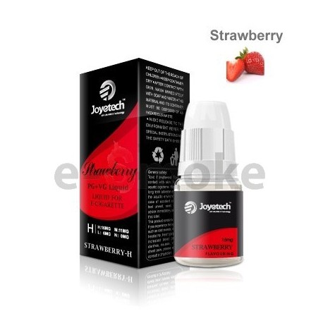 e-liquid 10 ml Jahoda Joyetech 0mg / 6mg / 11mg / 16mg
