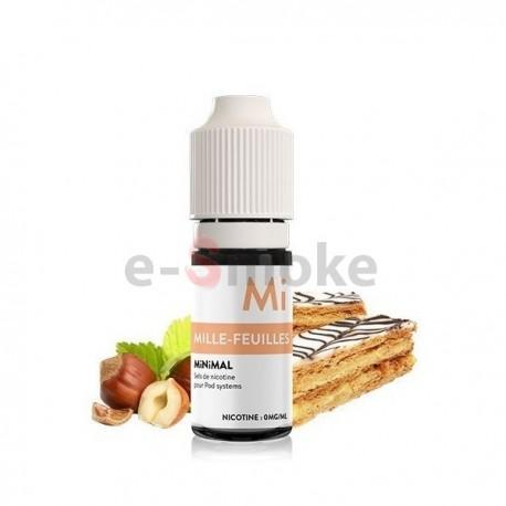 10 ml Milles Feuilles MiNiMAL e-liquid