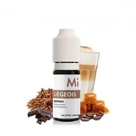 10 ml Liégeois MiNiMAL e-liquid