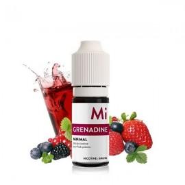 10 ml Grenadine MiNiMAL e-liquid