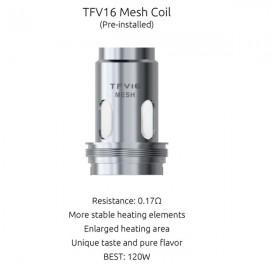 SMOK TFV16 Mesh žhaviaca hlava 0,17Ω