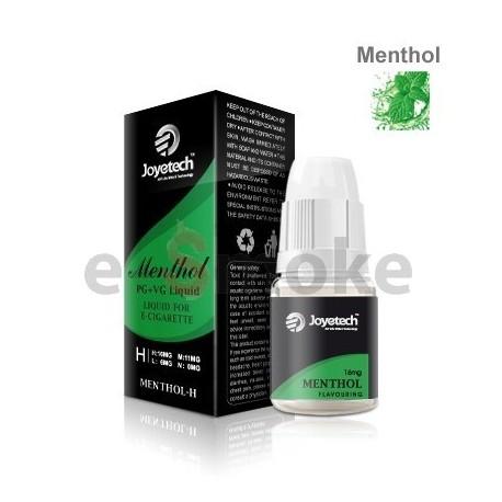 e-liquid 10 ml Mentol Joyetech 0mg / 6mg / 11mg / 16mg