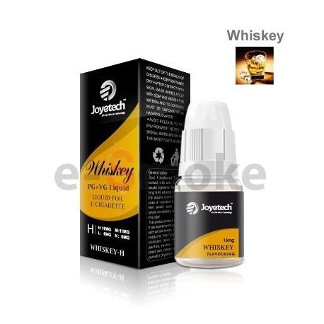 e-liquid 10 ml Whiskey Joyetech 0mg / 6mg / 11mg / 16mg