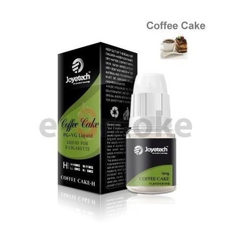 e-liquid 10 ml Kávový koláč Joyetech 0mg / 6mg / 11mg / 16mg