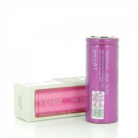 Batéria 26650 Efest 4200 mAh, 50 A