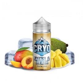 120 ml Jack's & Peach INFAMOUS CRYO - 20ml S&V
