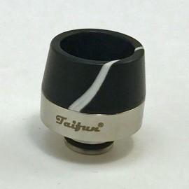 Dual Schwarz / Weiss 510 Drip Tip