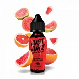60 ml Blood Orange Citrus & Guava JUST JUiCE - 50 ml S&V