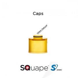 SQUAPE ULTEM NATURAL CAP SQUAPE S[even]