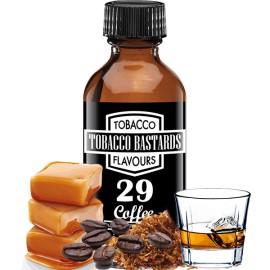 10 ml Coffee No.29 Tobacco Bastards Flavormonks aróma