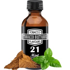 10 ml Mint No.21 Tobacco Bastards Flavormonks aróma