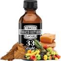 10 ml Light Tobacco No.33 Tobacco Bastards Flavormonks aróma