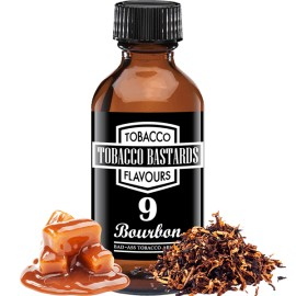 10 ml Boubon No.09 Tobacco Bastards Flavormonks aróma