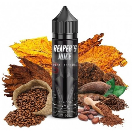 60 ml Death Blossom Reapers Juice KAPKAS FLAVAS - 20 ml S&V