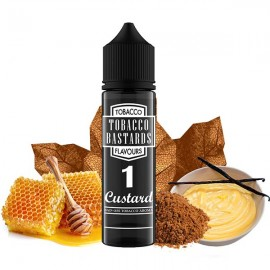 60 ml Custard No.1 Tobacco Bastards - 12 ml S&V