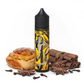 60 ml Cinnamon Roll Alchemie Avoria - 15ml S&V