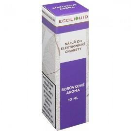 10 ml Blueberry ECOLIQUID e-liquid