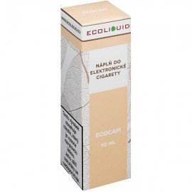 10 ml Ecocam ECOLIQUID e-liquid
