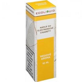 10 ml Honey ECOLIQUID e-liquid