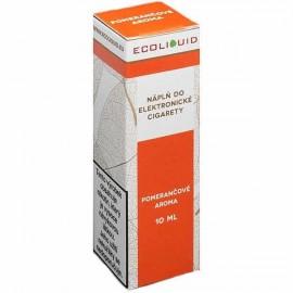10 ml Mentol ECOLIQUID e-liquid