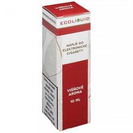 10 ml Cherry ECOLIQUID e-liquid