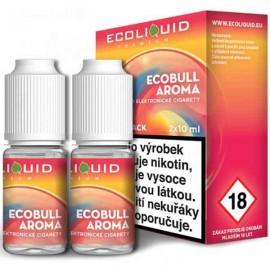 2-Pack Ecobull ECOLIQUID e-liquid