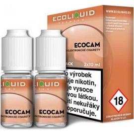 2-Pack Ecocam ECOLIQUID e-liquid