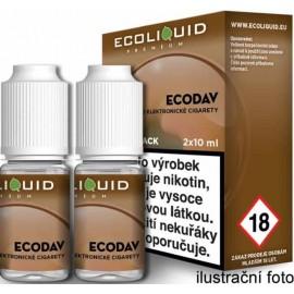 2-Pack Ecodav ECOLIQUID e-liquid